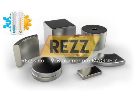 Magnety a teplota - REZZ s.r.o.