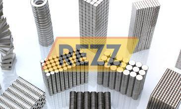 Neodymové magnety - REZZ