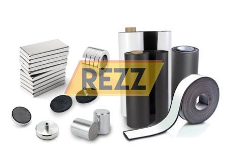 REZZ magnetic materials
